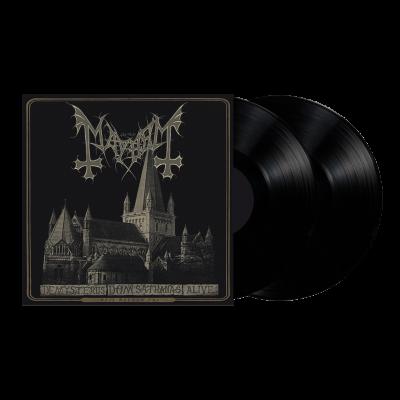 De Mysteriis Dom Sathanas Alive | 2xBlack Vinyl
