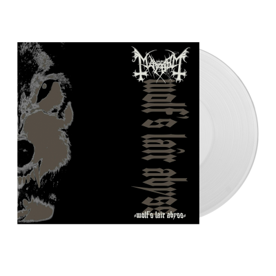 Wolf's Lair Abyss | Clear Vinyl