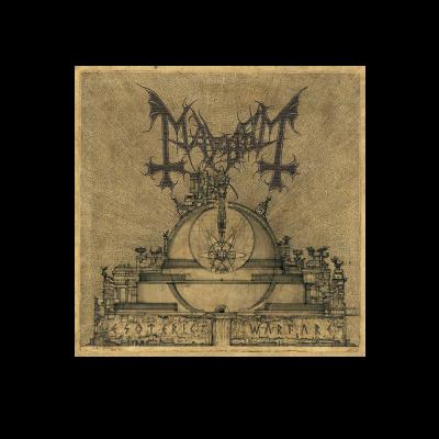 Esoteric Warfare | CD