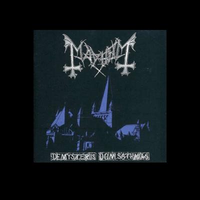 De Mysteriis Dom Sathanas | CD