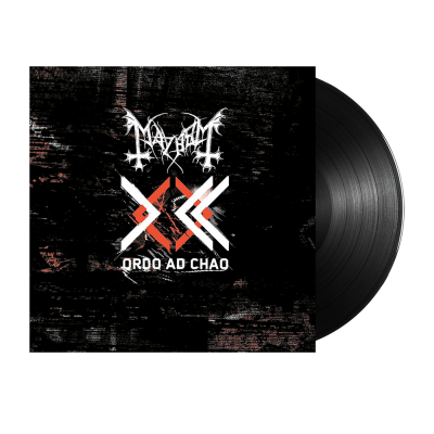 Ordo Ad Chao | Black Vinyl