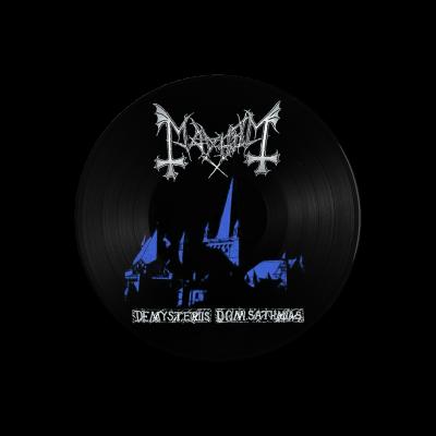 De Mysteriis Dom Sathanas | Picture Vinyl