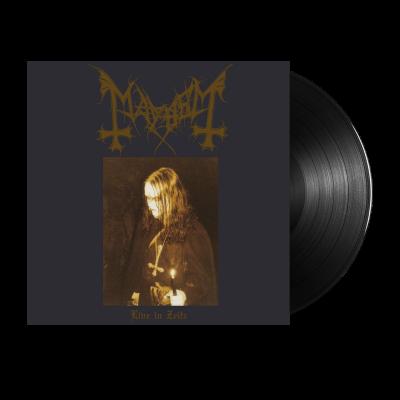 Live In Zeitz | Black Vinyl