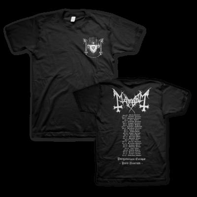 Altar EU Tour 2017 | T-Shirt