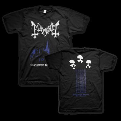DMDS EU Tour 2017 | T-Shirt