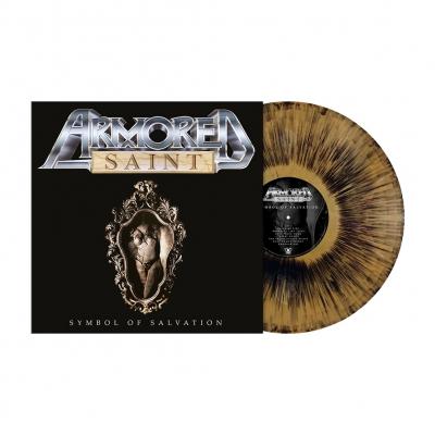 Symbol of Salvation | Gold/Black Vinyl