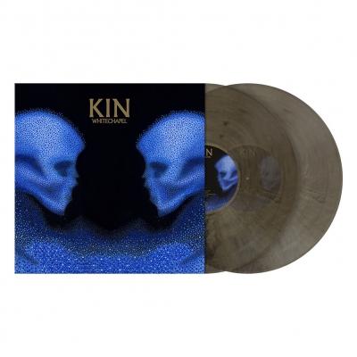 Kin | 2xClear Ash Grey Marbled Vinyl