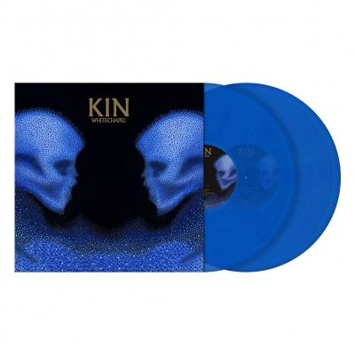 Kin | 2xClear Sky Blue Marbled Vinyl