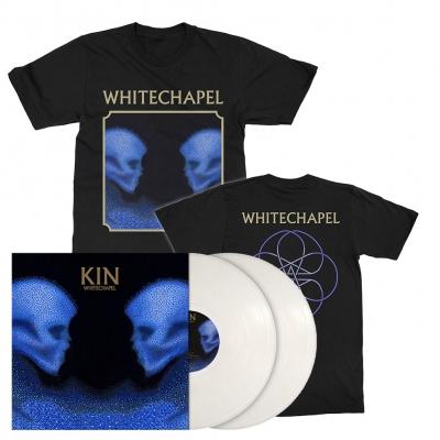 Kin | 2x180g White Vinyl Bundle