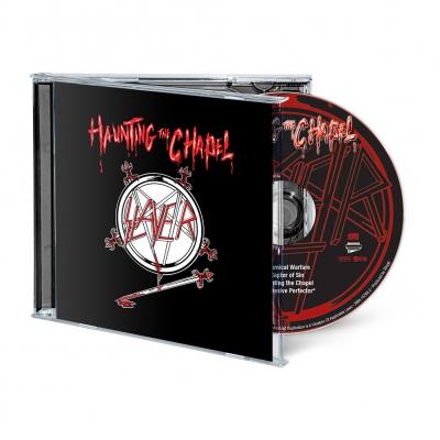 Haunting the Chapel | CD