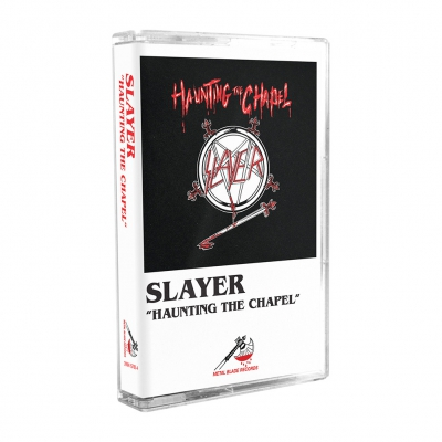 Haunting the Chapel | Tape