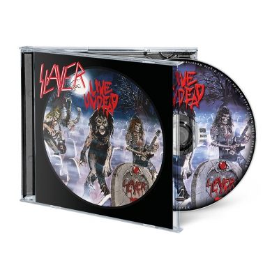 Live Undead | CD
