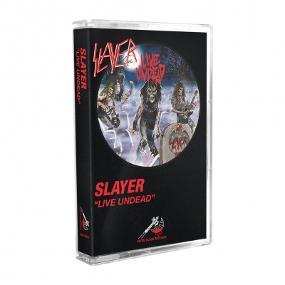 Live Undead | Tape