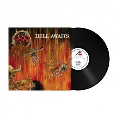 Hell Awaits | 180g Black Vinyl