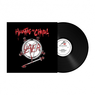 Haunting the Chapel | 180g Black Vinyl