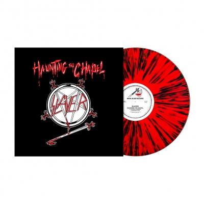 Haunting the Chapel | Red/Black Splatter Vinyl