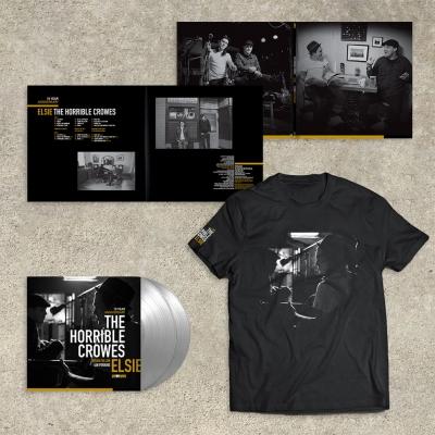 Elsie 10th Anniv. | 2xSilver Vinyl+T-Shirt Vinyl