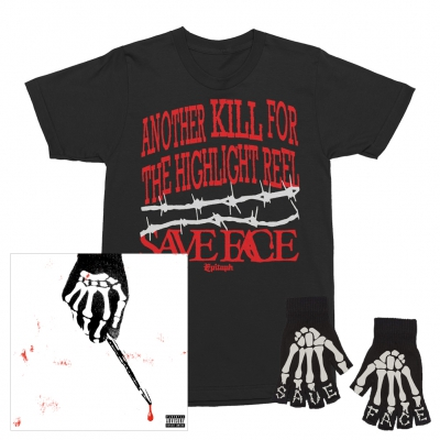 Another Kill... | CD+T-Shirt+Gloves Bundle
