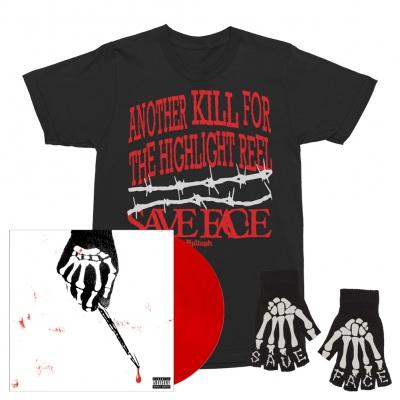 Another Kill... | Redrum Vinyl+T-Shirt+Gloves Bundle