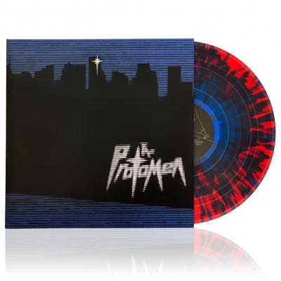 Act I | Red/Blue Splatter Vinyl