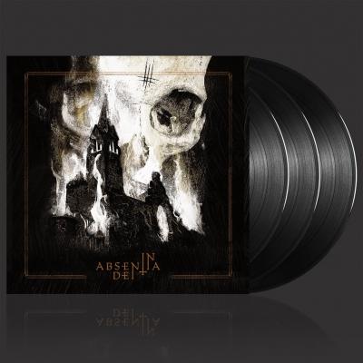 In Absentia Dei Live | 3xBlack Vinyl