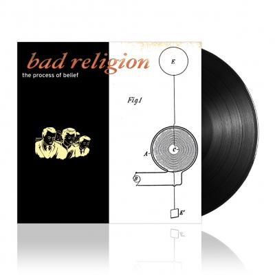 Process Of Belief | Black Vinyl