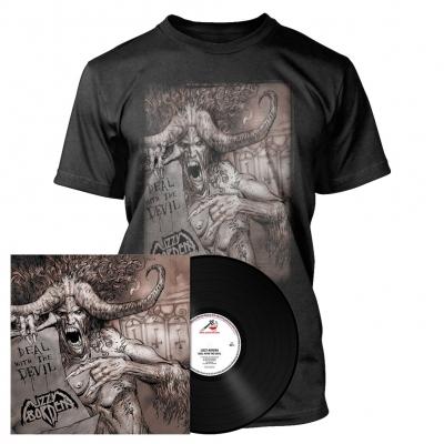shop - Deal With The Devil | 180g Black Vinyl Bundle