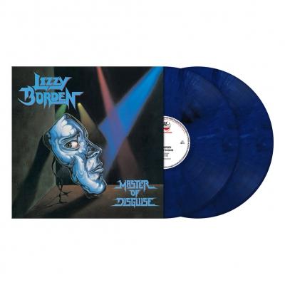 Master of Disguise | 2xBlue/Black Vinyl
