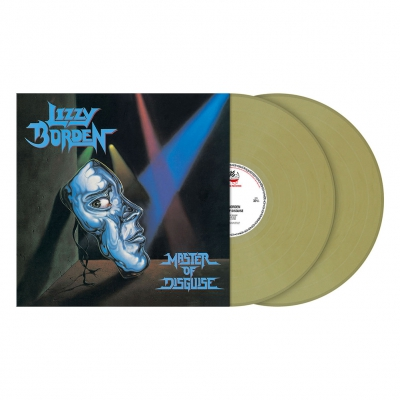 Master of Disguise | 2xClear Gold Vinyl