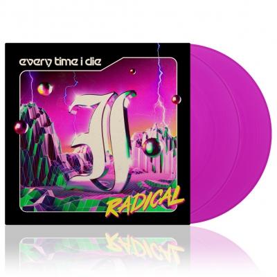 Radical | 2xNeon Violet Vinyl
