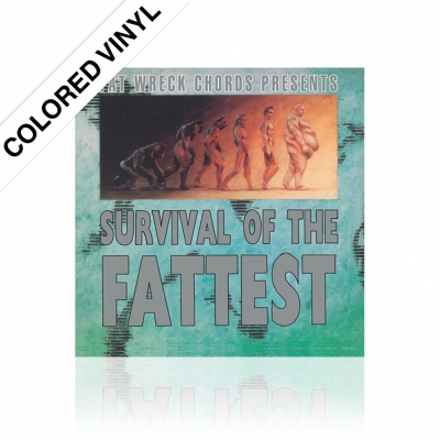 Survival Of The Fattest 25th Anni. | Colored Vinyl