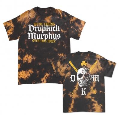 Bats Bleach Dye | T-Shirt