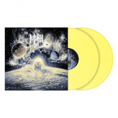 Access All Worlds | 2xSunlight Yellow Vinyl