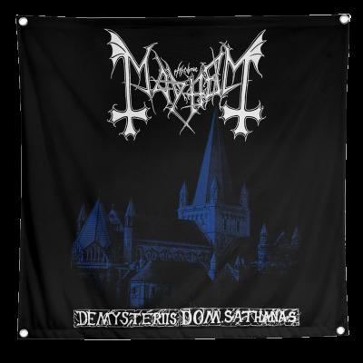De Mysteriis Dom Sathanas | Flag