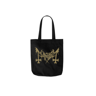 Gold Logo | Tote Bag