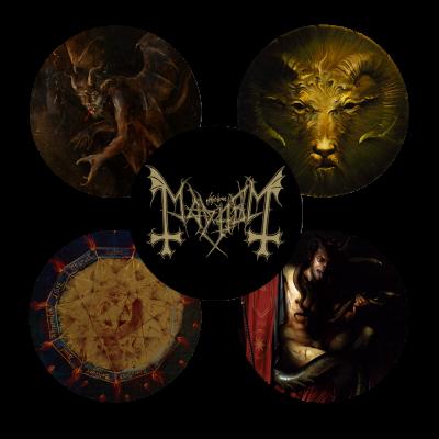 Daemon | Sticker Pack