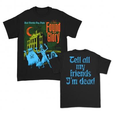 Haunted Mansion GITD | T-Shirt