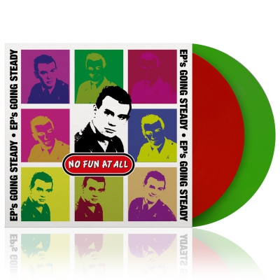EP's Going Steady | 2xRed/Green Vinyl
