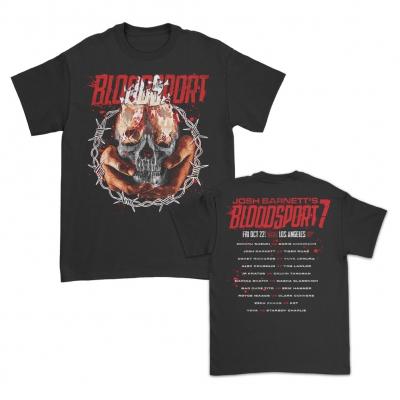 Bloodsport 7 Flame | T-Shirt