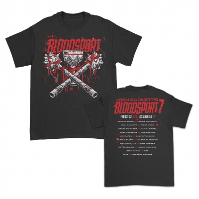 Bloodsport 7 Mace | T-Shirt