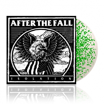 Isolation | Clear w/ Green Dots Vinyl