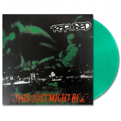 Refused - This Just Might Be The Truth LP(Green)