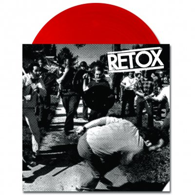 "three-one-g - Retox 7"" - Red"