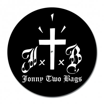 jonny-two-bags - Logo Slipmat