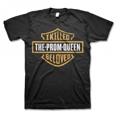 i-killed-the-prom-queen - Bike Tee - (Black)
