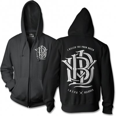 epitaph-records - Monogram Zip Up Sweatshirt