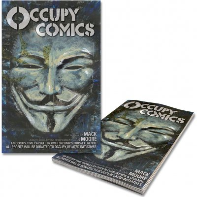 Occupy Comics - Occupy Comics - Collected Book