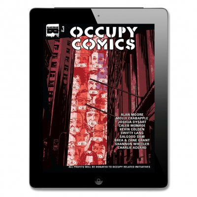 occupy comics issue 3 digital download shop the official black