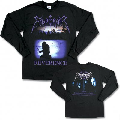Reverence Long Sleeve (Black)