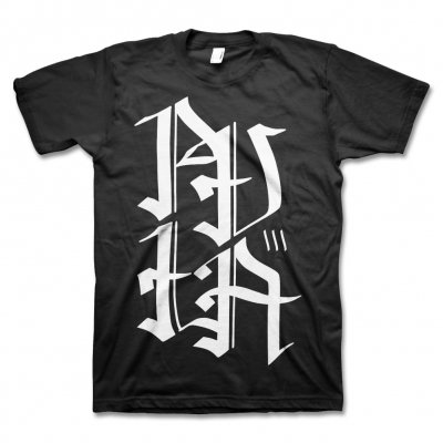 plague-vendor - PVLA Tee (Black)